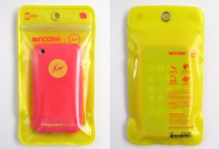 fragment design x Incase iPhone Case Part 2