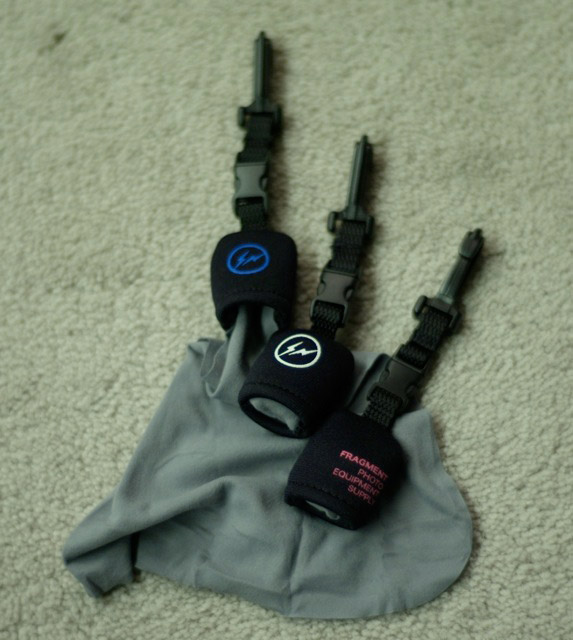 fragment design Neoprene Lens Cleaners