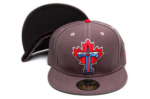 Frank Distro League Toronto Tempers New Era 59FIFTY Fitted Cap