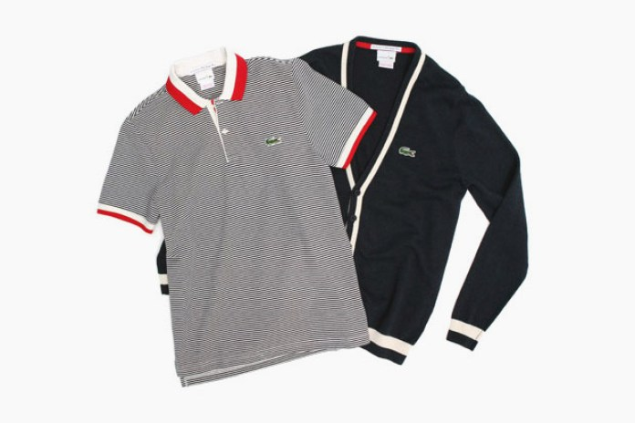 Fred Segal x Lacoste Polos