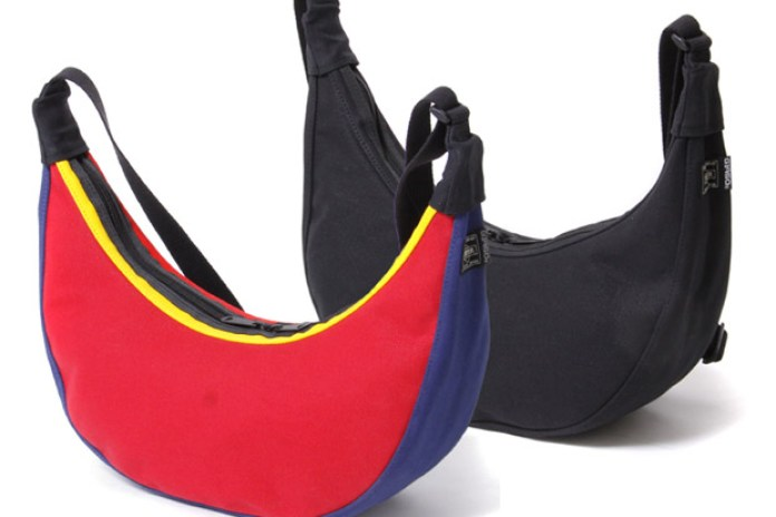 Gallery 1950 Canvas Bean Shoulder Bag