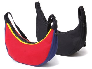 Gallery 1950 Canvas Bean Shoulder Bag