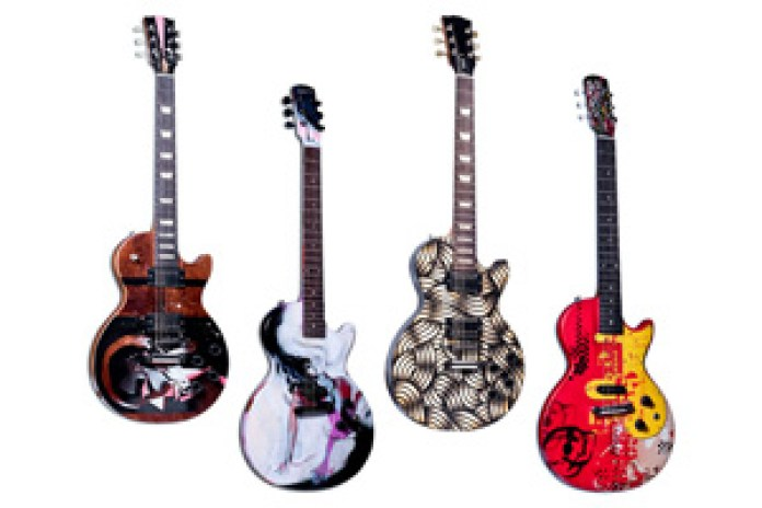 Gibson Artist Series Guitars