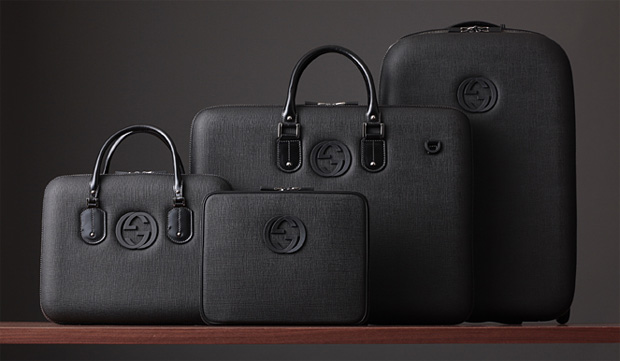 Gucci Viaggio Travel Luggage Collection