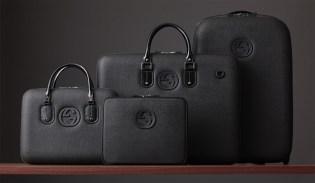 Gucci Viaggio Travel Luggage Collection