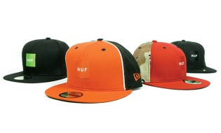 "HUF | ""Original Colorway Series"" New Era Caps"