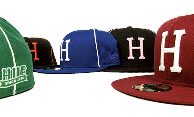 "HUF | ""Original Colorway Series"" New Era Caps Part 2"