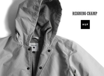 HUF x Reigning Champ 2009 Spring/Summer Collection