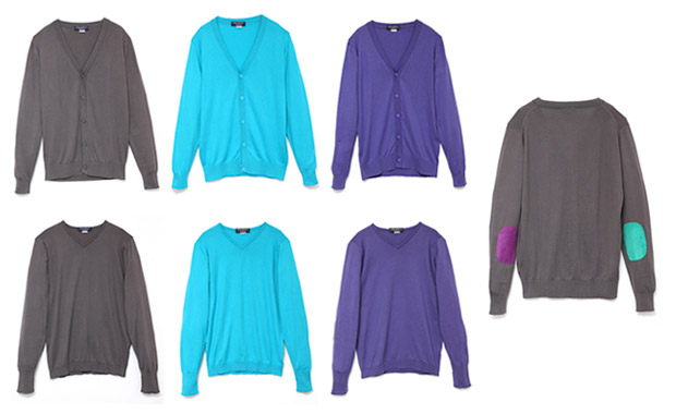 JOHN SMEDLEY for nonnative Knitwear