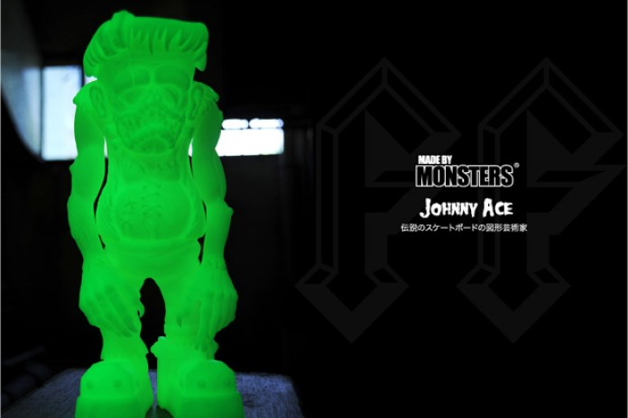 "Johnny Ace Studio x Made by Monsters ""GID"" FrankenFink"