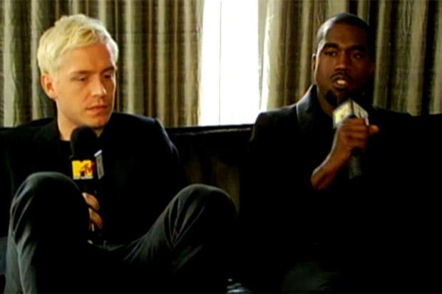 Kanye West & Mr. Hudson Interview with MTV