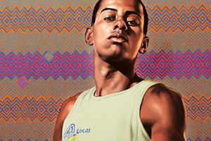 "Kehinde Wiley ""World Stage: Brazil"" Exhibition Preview"