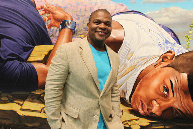 "Kehinde Wiley ""The World Stage: Brazil"" @ Roberts & Tilton Recap"