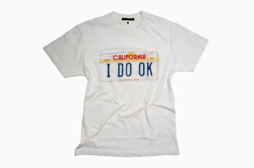 "Kon Trubkovich x Adam Kimmel ""I DO OK"" T-shirt"