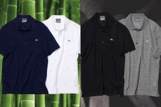 Lacoste x Sophnet. S/S Polo Shirt