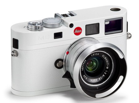 Leica M8 Special Edition White Version Camera