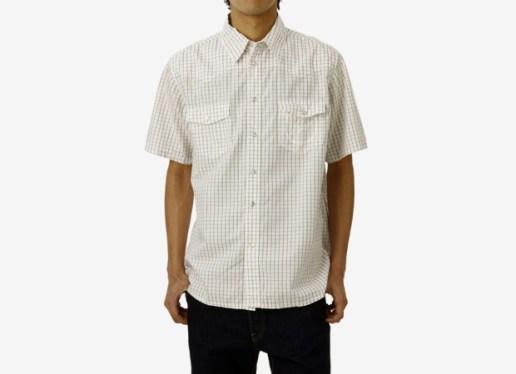 Levi's Fenom Check Western Shirt