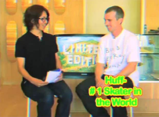 Limited Edition TV with Keith Hufnagel
