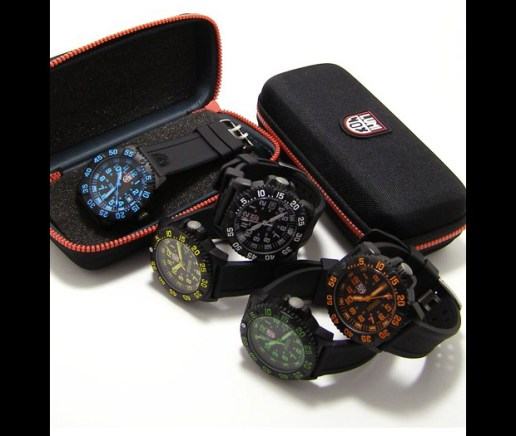 Luminox 3000 Series Color Collection