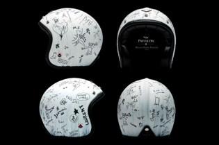 Maison Martin Margiela x Les Ateliers Ruby Helmet - A Closer Look
