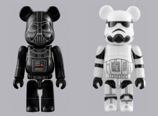 Medicom Toy | Darth Vader & Stormtrooper Bearbricks
