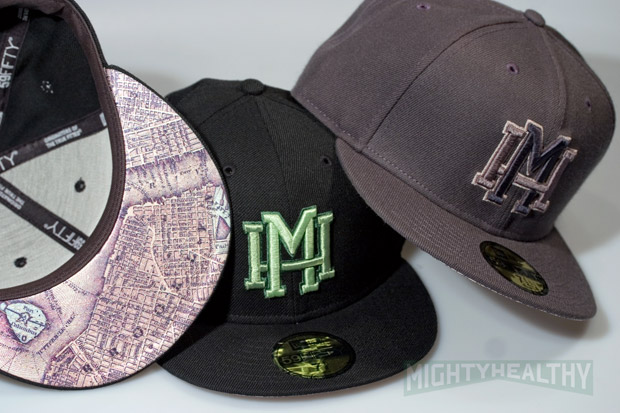 Mighty Healthy 2009 Summer New Era Caps