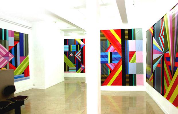 Mike Giant & Dalek Exhibition at Galerie Magda Danysz Recap