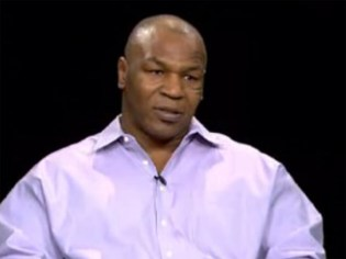 Mike Tyson On The Charlie Rose Show