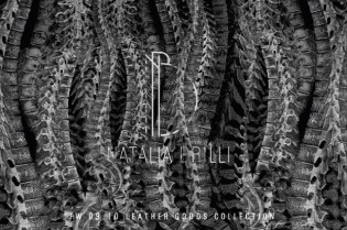 Natalia Brilli 2009 Fall/Winter Leather Collection
