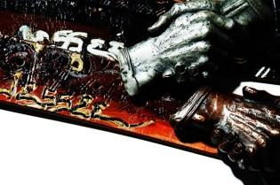 NEIGHBORHOOD Idle Hands Belt Closer Look