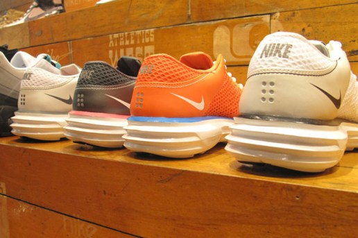 Nike 2009 Spring/Summer Lunartrainer+ Collection
