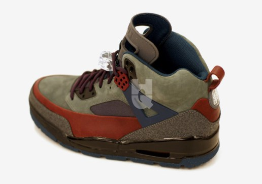 Jordan Spiz'ike Boot Samples