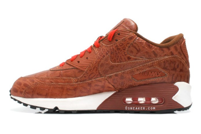 "Nike Air Max 90 ""Friends & Family"" Croc Edition"