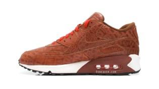 """Nike Air Max 90 """"Friends & Family"""" Croc Edition"""