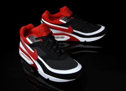 Nike Air Classic BW Red/Black/White Colorway