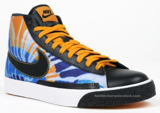 "Nike Blazer LE ""World B. Free"" Colorway"