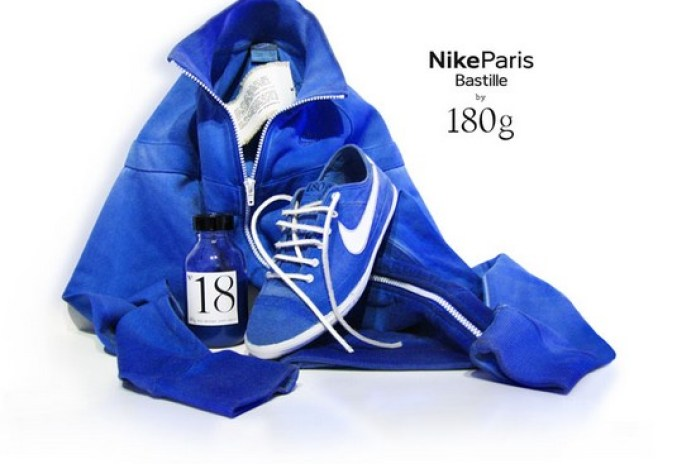 Nike Paris Bastille by 180g