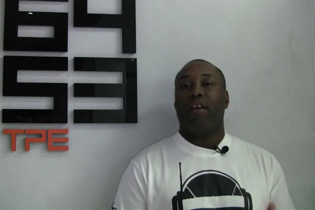 Nike Sportswear TPE 6453 Interview with Melvin Lenzy