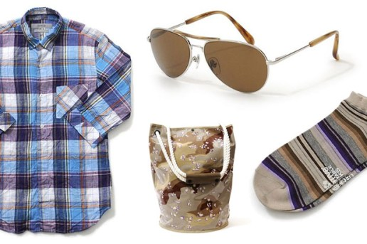nonnative 2009 Spring/Summer Collection April Releases
