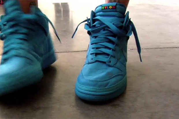 NYLON Magazine x Nike Dunk Video