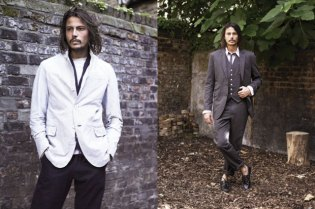 Oliver Spencer 2009 Spring Lookbook