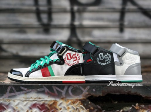 Orchard Street x Reebok Re-Up Footwear Collection