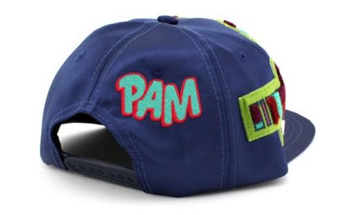 PAM Patch Cap