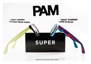PAM x Super Sunglass Collection