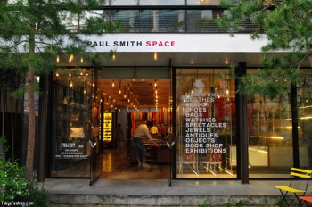 Paul Smith | Project 10:BAG Exhibition Aoyama