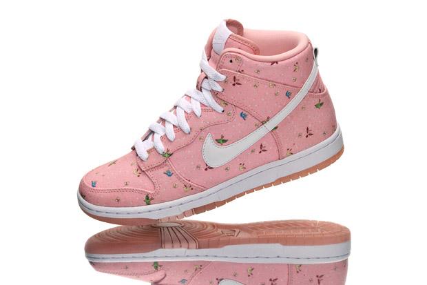 Paule Marrot x Nike Skinny Dunk Hi