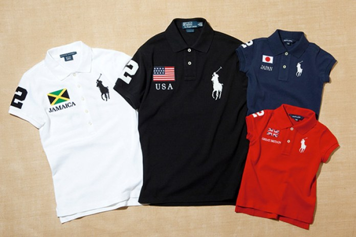 "Ralph Lauren ""Create Your Own"" Polo"