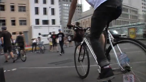 Red Bull Eye in the Sky Alleycat Race x ALLTRACK09 Video