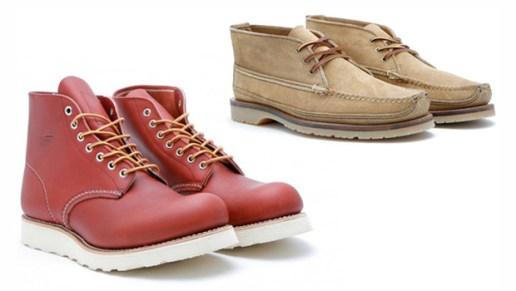 Red Wing 2009 Spring/Summer Footwear