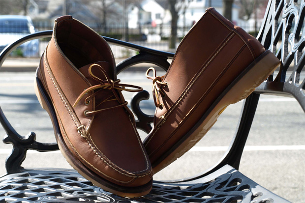 Red Wing Shoes Mocassin Mid